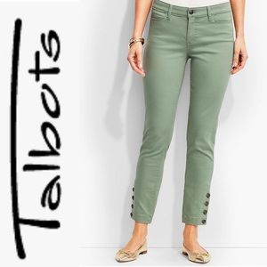 🎈SALE🎈TALBOTS Flawless 5-Pocket Jeans